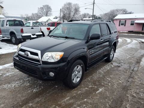 2008 Toyota 4Runner for sale at Rick's R & R Wholesale, LLC in Lancaster OH