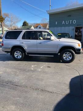 1997 Toyota 4Runner for sale at SHEFFIELD MOTORS INC in Kenosha WI