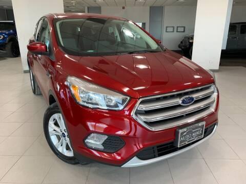 2017 Ford Escape for sale at Auto Mall of Springfield in Springfield IL