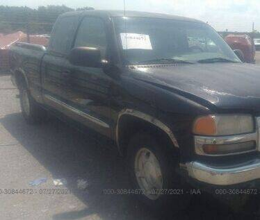 2004 GMC Sierra 1500 for sale at JacksonvilleMotorMall.com in Jacksonville FL