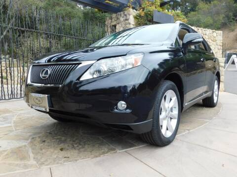 2012 Lexus RX 350 for sale at Milpas Motors in Santa Barbara CA