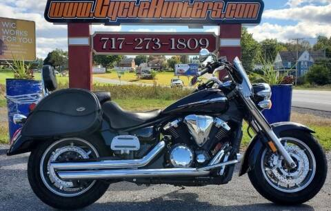 2008 Yamaha V-Star for sale at Haldeman Auto in Lebanon PA