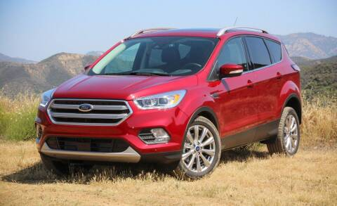 2017 Ford Escape for sale at Peninsula Motor Vehicle Group in Oakville Ontario NY