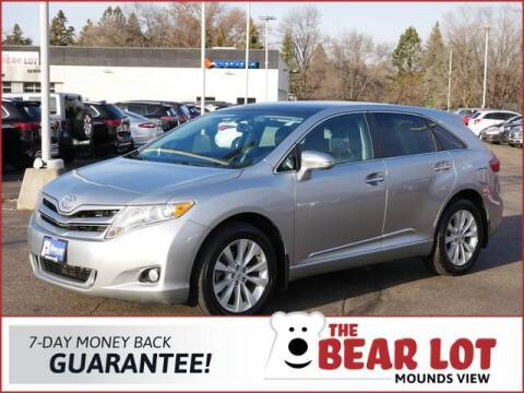 2015 Toyota Venza for sale at Rydell Auto Outlet in Mounds View MN