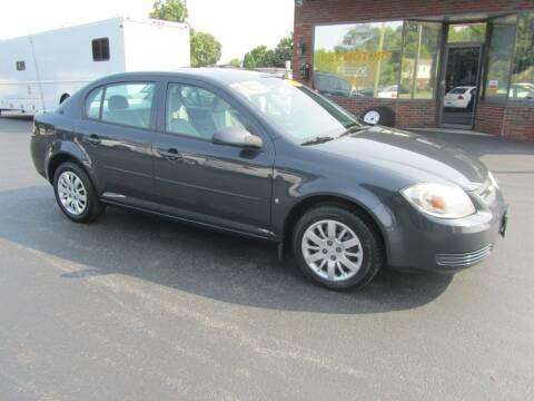 2009 Chevrolet Cobalt for sale at Key Motors in Mechanicville NY