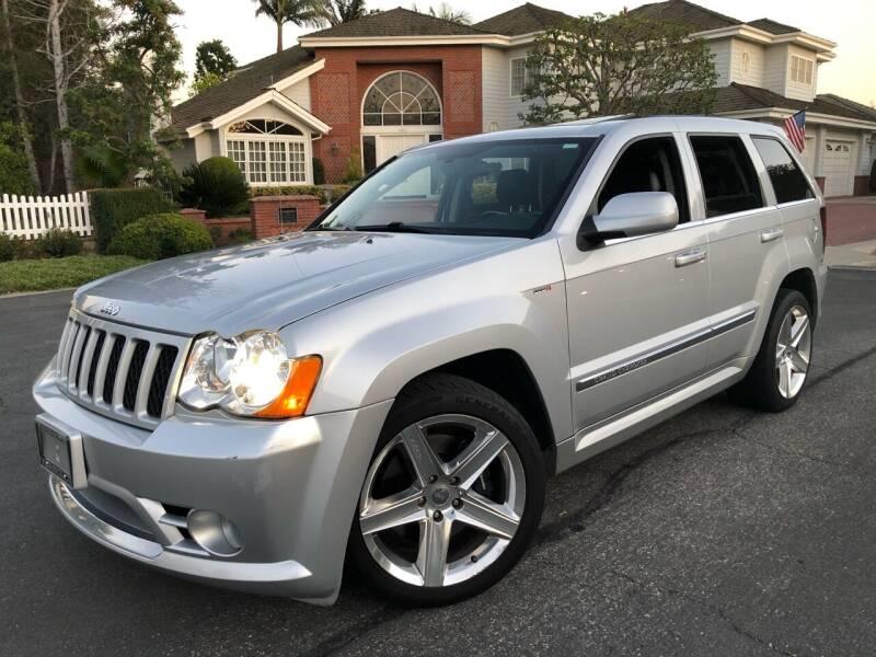 2008 Jeep Grand Cherokee for sale at Carmelo Auto Sales Inc in Orange CA