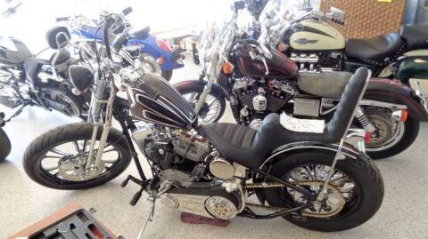 1981 Harley-Davidson KUSTOM for sale at Carolina Classics & More in Thomasville NC