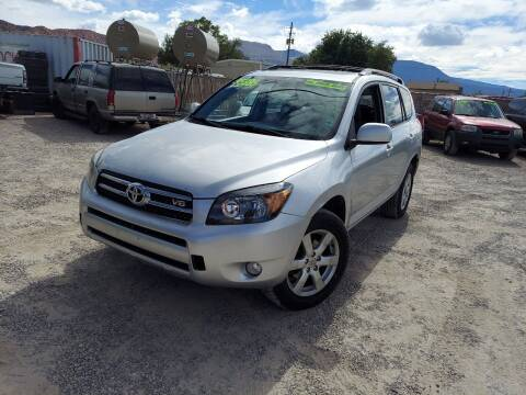 2007 Toyota RAV4 for sale at Canyon View Auto Sales in Cedar City UT