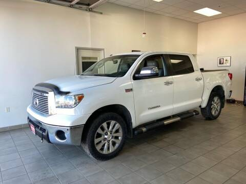 2012 Toyota Tundra for sale at DAN PORTER MOTORS in Dickinson ND