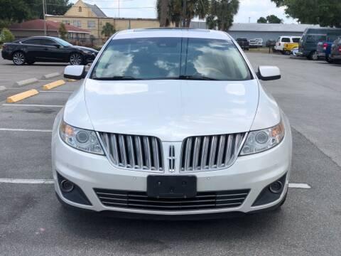2011 Lincoln MKS for sale at Carlando in Lakeland FL