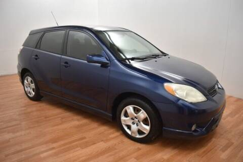 2007 Toyota Matrix for sale at Paris Motors Inc in Grand Rapids MI