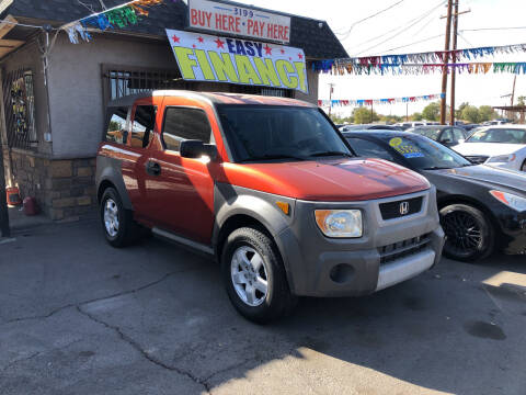 2005 Honda Element for sale at Valley Auto Center in Phoenix AZ