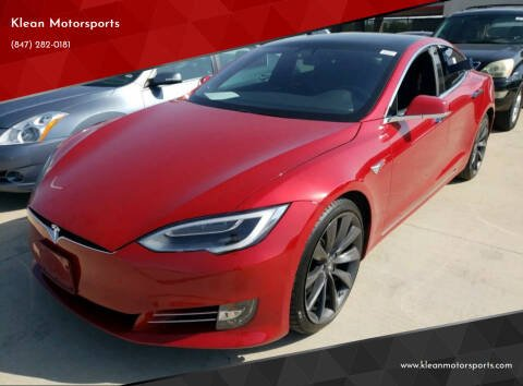 2017 Tesla Model S for sale at Klean Motorsports in Skokie IL