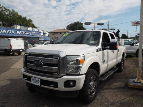 2015 Ford F-350 Super Duty for sale at Scheuer Motor Sales INC in Elmwood Park NJ