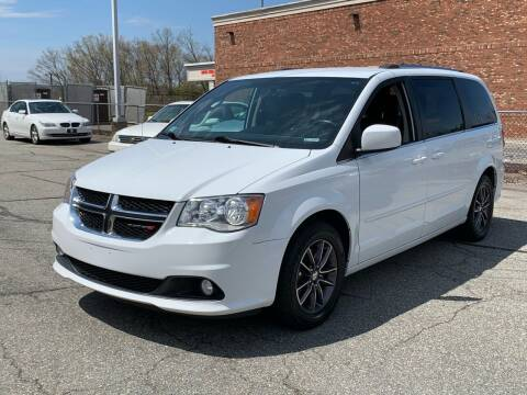 2016 Dodge Grand Caravan for sale at Ludlow Auto Sales in Ludlow MA