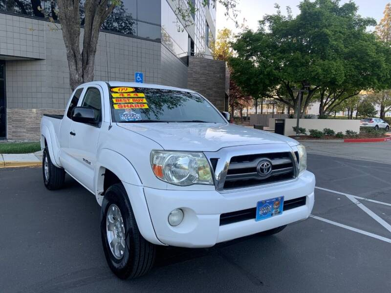 2009 Toyota Tacoma for sale at Right Cars Auto Sales in Sacramento CA