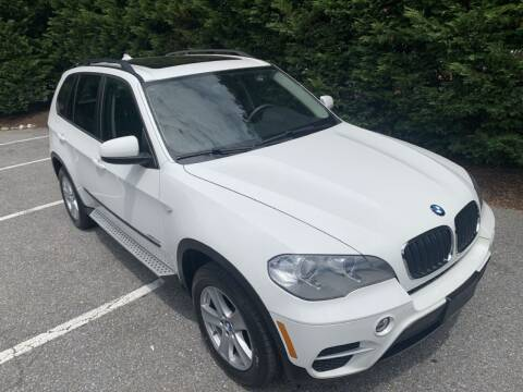 2013 BMW X5 for sale at Limitless Garage Inc. in Rockville MD