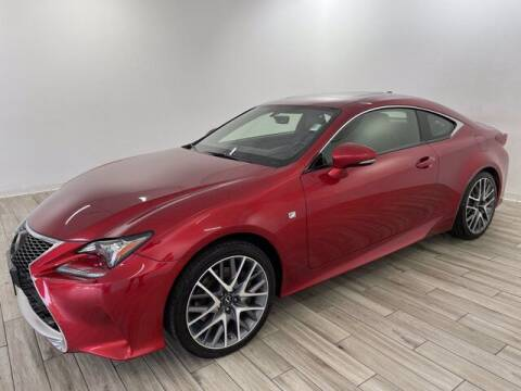 2015 Lexus RC 350 for sale at TRAVERS GMT AUTO SALES - Traver GMT Auto Sales West in O Fallon MO