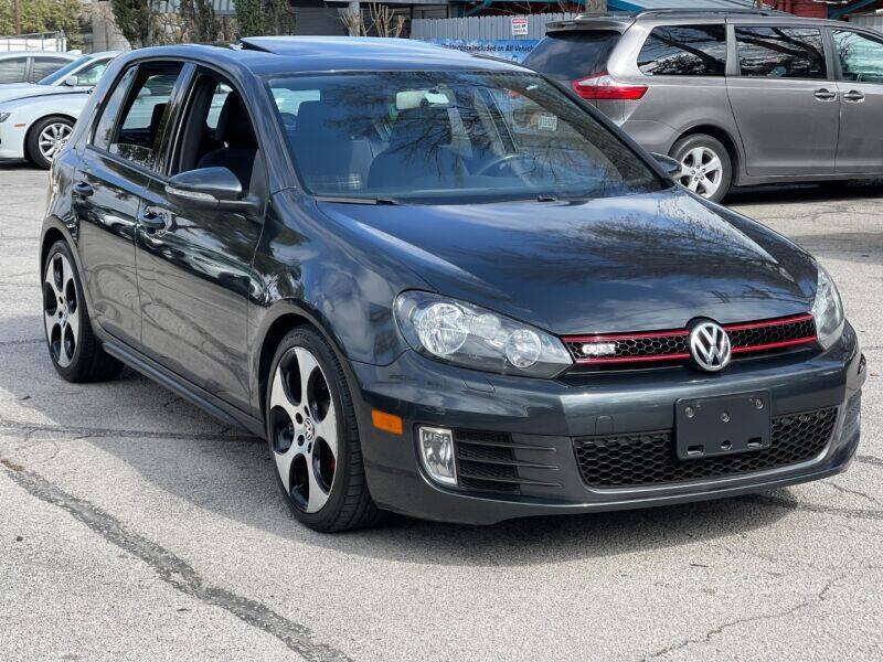 2012 Volkswagen GTI for sale at AWESOME CARS LLC in Austin TX