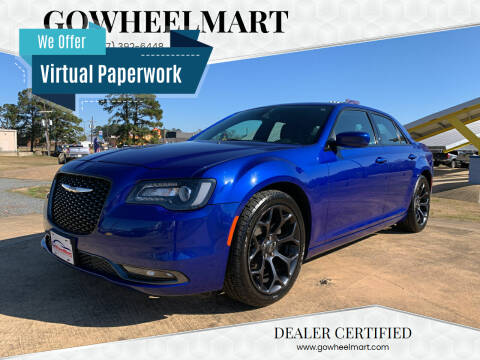 2019 Chrysler 300 for sale at GOWHEELMART in Available In LA