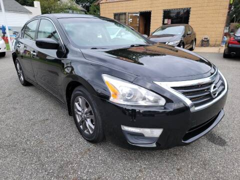 2015 Nissan Altima for sale at Citi Motors in Highland Park NJ