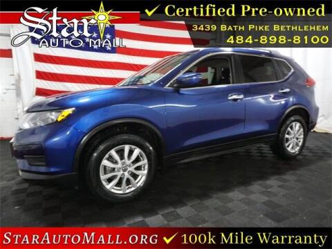 2017 Nissan Rogue for sale at STAR AUTO MALL 512 in Bethlehem PA