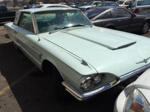 1965 Ford Thunderbird for sale at Haggle Me Classics in Hobart IN