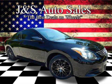 2012 Nissan Altima for sale at J & S Auto Sales in Clarksville TN