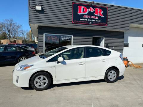2010 Toyota Prius for sale at D & R Auto Sales in South Sioux City NE