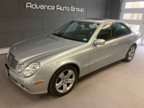 2006 Mercedes-Benz E-Class for sale at Advance Auto Group, LLC in Chichester NH