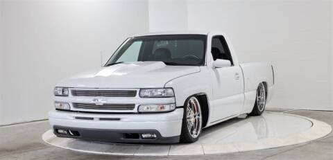 2001 Chevrolet Silverado 1500 for sale at Mershon's World Of Cars Inc in Springfield OH