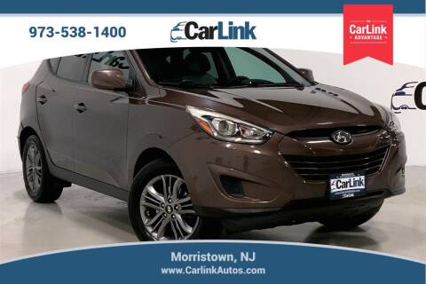 2015 Hyundai Tucson for sale at CarLink in Morristown NJ