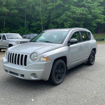 2010 Jeep Compass for sale at MBM Auto Sales and Service in East Sandwich MA