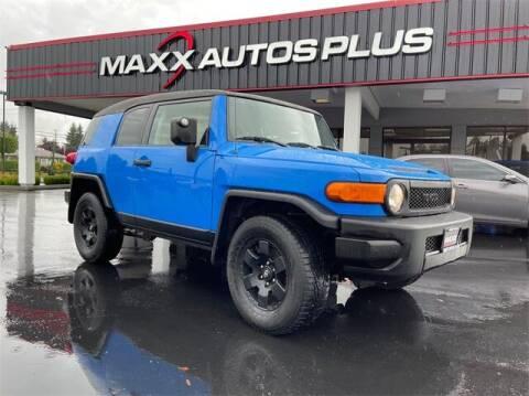 2008 Toyota FJ Cruiser for sale at Maxx Autos Plus in Puyallup WA