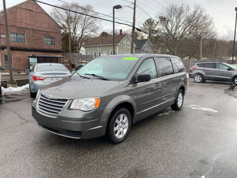 2010 Chrysler Town and Country for sale at Capital Auto Sales in Providence RI