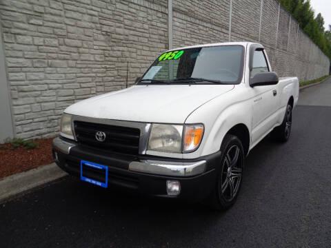 2000 Toyota Tacoma for sale at Matthews Motors LLC in Algona WA