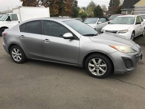 2010 Mazda MAZDA3 for sale at Chuck Wise Motors in Portland OR