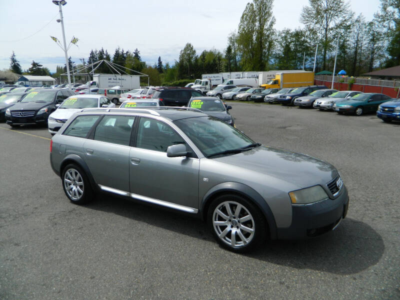 2005 Audi Allroad for sale in Lynnwood, WA