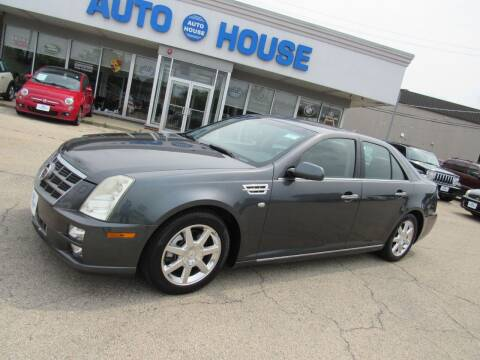 2011 Cadillac STS for sale at Auto House Motors in Downers Grove IL