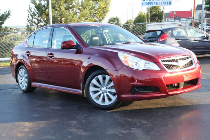 2010 Subaru Legacy for sale at Dan Paroby Auto Sales in Scranton PA