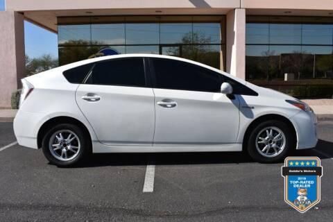 2011 Toyota Prius for sale at GOLDIES MOTORS in Phoenix AZ