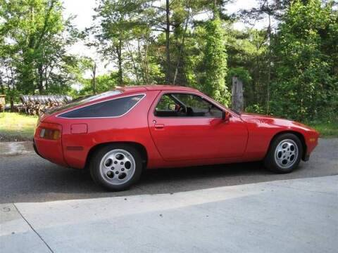 1979 Porsche 928 for sale at Classic Car Deals in Cadillac MI