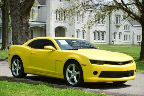 2015 Chevrolet Camaro for sale at Digital Auto in Lexington KY