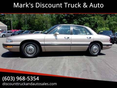 1999 Buick LeSabre for sale at Mark's Discount Truck & Auto in Londonderry NH