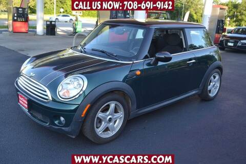 2008 MINI Cooper for sale at Your Choice Autos - Crestwood in Crestwood IL