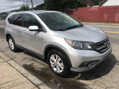 2014 Honda CR-V for sale at Deleon Mich Auto Sales in Yonkers NY