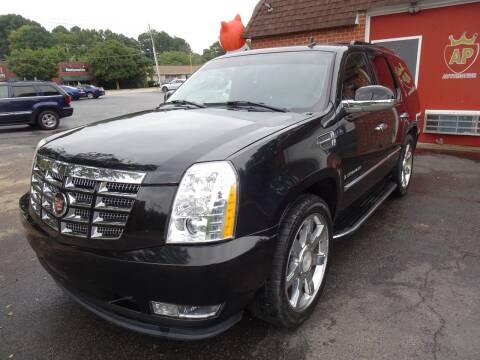 2007 Cadillac Escalade for sale at AP Automotive in Cary NC
