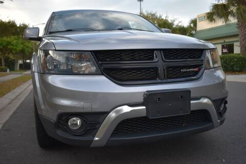 2017 Dodge Journey for sale at Monaco Motor Group in Orlando FL