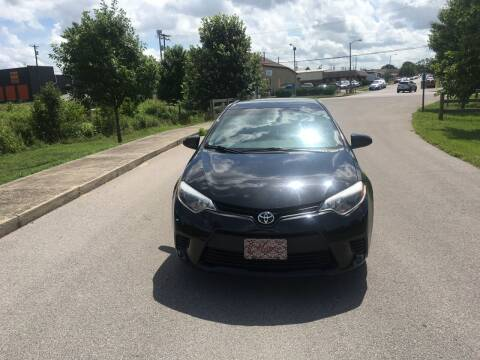 2014 Toyota Corolla for sale at Abe's Auto LLC in Lexington KY