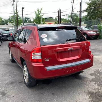2008 Jeep Compass for sale at GLOBAL MOTOR GROUP in Newark NJ